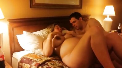 Cuckold Shares a Heavily Pregnant Wife Awesome