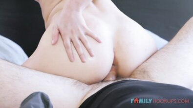 Family Hook Ups - Step Dad Caught Hot Step Daughter Chloe Temple Masturbating and Fuck her