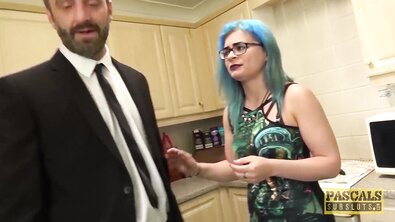 PASCALSSUBSLUTS - Alt Chick Caitlin Minx Hammered by Master